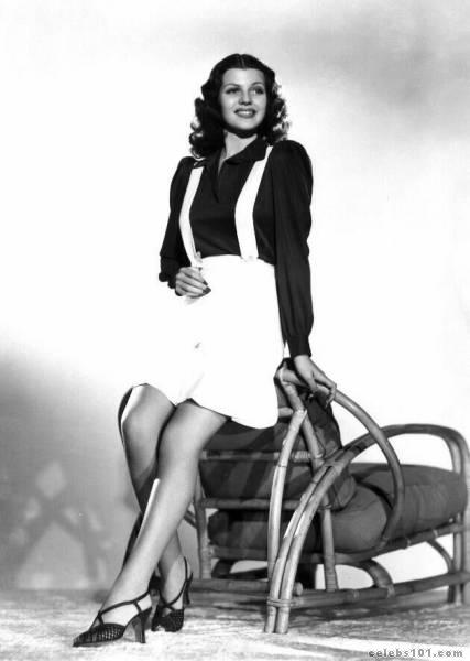 rita hayworth photo 81