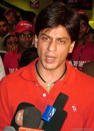 shahrukh khan interview