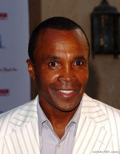 Sugar Ray Leonard Photos