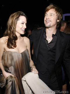 Secret Wedding for Brangelina?