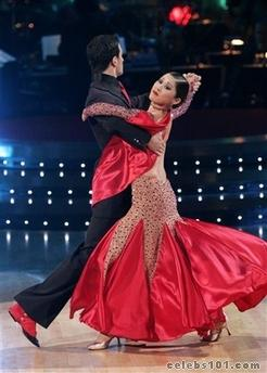 Yamaguchi leads in `Dancing With the Stars' finale