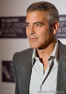 Clooney gets foxy as London Film Festival opens