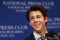 Nick Jonas says he dreams of being president