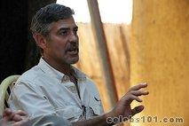 Clooney got malaria in Sudan, had 'bad 10 days'