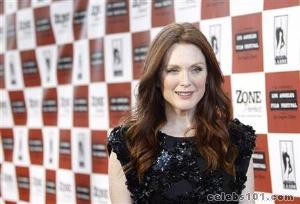 A Minute With: Julianne Moore on being Sarah Palin