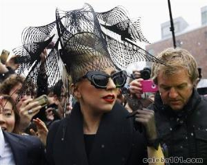 Lady Gaga lends star wattage to youth empowerment