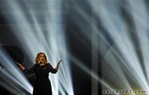 Adele sets a new record with