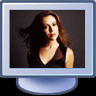Alyssa Milano Screen saver #8