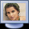 Nelly Furtado Screen Saver #2