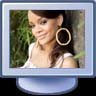 Rihanna Screen Saver # 3