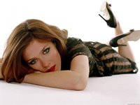 Anna Friel Wallpaper