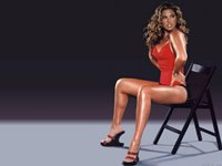Daisy Fuentes Wallpaper
