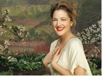 Wallpaper of Drew Barrymore