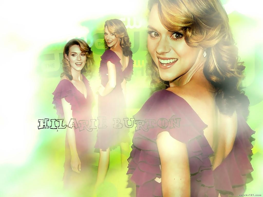 Hilarie Burton Wallpaper