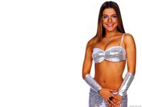 Jeanette Biedermann Wallpaper