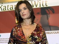 Katarina Witt Wallpaper