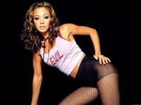 Leah Remini Wallpaper