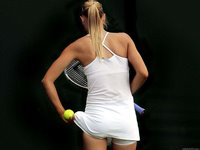 maria sharapova wallpaper 1