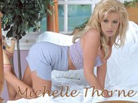 Michelle Thorne Wallpaper