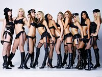 Pussycat Dolls Wallpaper
