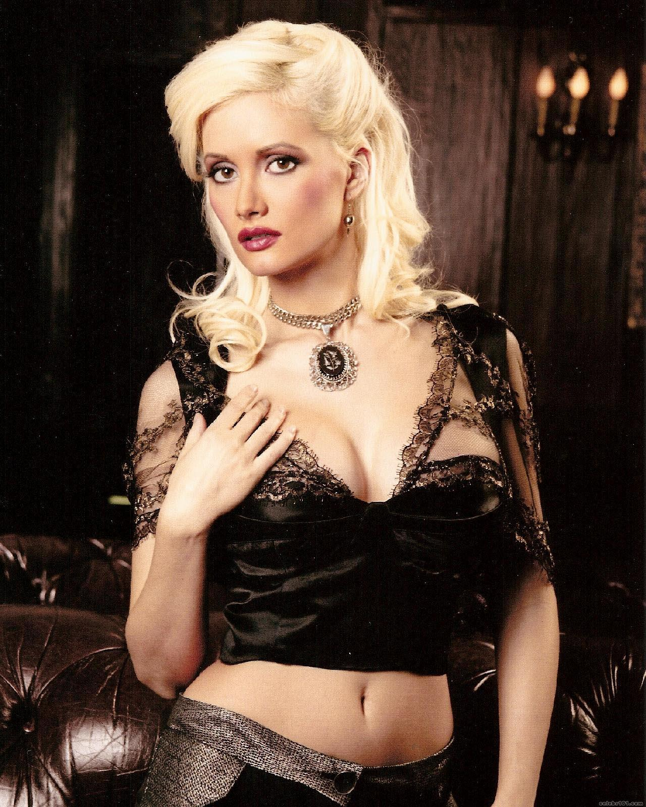 Pictorial holly madison